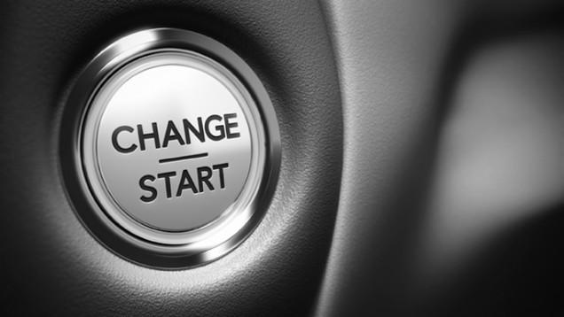 Change or die!