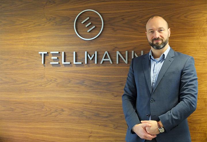 Tellmann vokser innen ledelse, integrasjon og transformasjon