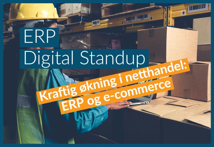 ERP Digital Standup - Vår 2021
